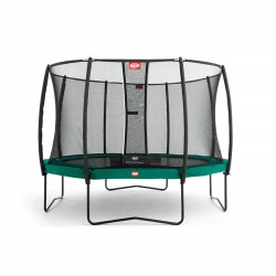 Berg garden trampoline Champion incl. safety net Deluxe
