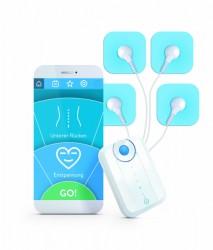 Bluetens Muskelstimulator mit App-Steuerung