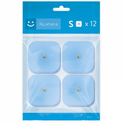 Bluetens replacement electrodes 3 x 4 Set