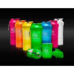 Body Attack Neon-Smartshake 600 ml Sportflaska