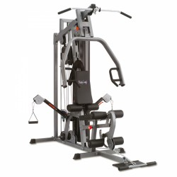 BodyCraft Kraftstation X-Press pro (silbergrau)