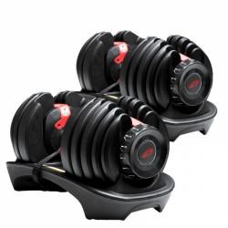 Set d'haltères Bowflex SelectTech BF552