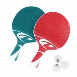 Cornilleau Tischtennisschläger Set Duo Tacteo