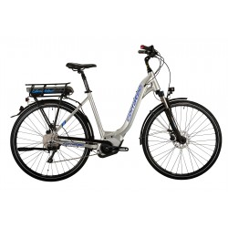 Bicicleta eléctrica E-Power Active 10S 400 (Wave, 28 Pulgadas) Corratec