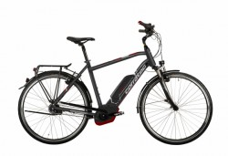Corratec E-Bike E-Power Active 8S Coaster 400 (Diamant, 28 Zoll)