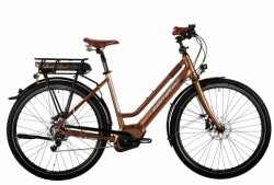 Corratec e-bike C29er Trekking (Wave, 29 inches)