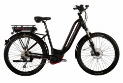 Corratec Life Bike E-Bike Performance 10S 500 NYON (Wave, 27.5 Zoll)