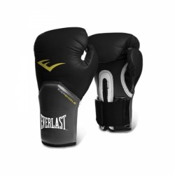 Everlast Pro Style Boxing Glove red