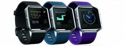 Fitbit fitness watch Blaze