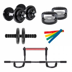 Fit for Fun Fitness Box by Taurus