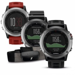 Montre connectée Garmin fenix 3 Performer Bundle