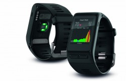 Montre GPS intelligente Garmin vivoactive HR