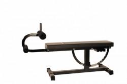 Ironmaster Crunch / Situp Halterung für Hantelbank Super Bench