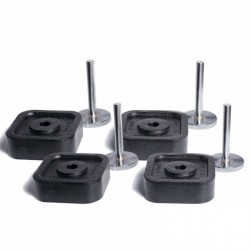 Ironmaster weight plates kit for Quick Lock dumbbells
