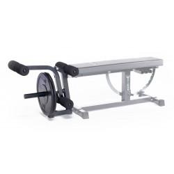 Leg curler e leg extension per la stazione per pesi Ironmaster Super Bench