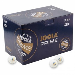 Joola Prime 3 Star Competition Balls – pack of 72