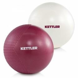 Kettler Gymnastikball 65cm weiß