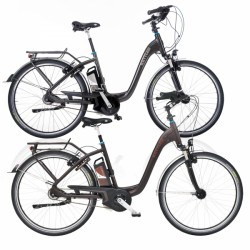 Kettler E-Bike Obra Ergo RT (Wave, 28 Zoll)