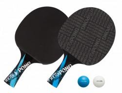 Kettler table tennis racket set SketchPong