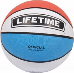 Lifetime Basketball Tricolor