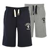 Lonsdale Mens Fleece Shorts