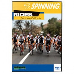 DVD Spinning Rides Southern California