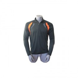 Odlo ActiveRun Long-Sleeved 1/2 Zip Shirt