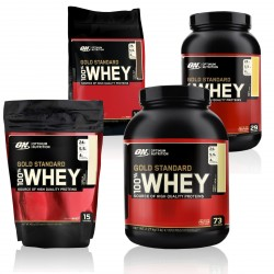 Optimum Nutrition 100% Whey Gold Standard heravalmiste