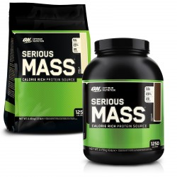 Optimum Nutrition Serious Mass, 5450 g