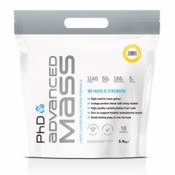 PhD Nutrition Advanced Mass Weight Gainer