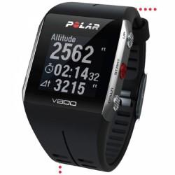 Polar V800 GPS-Multisportuhr Inkl. H7 Brustgurt