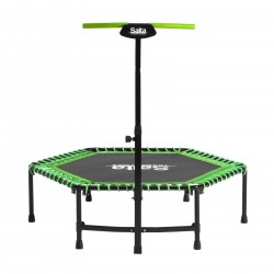 Salta Fitness Trampoline incl. Holding Rod
