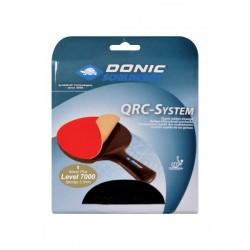 Donic-Schildkröt QRC-gummi 7000 Liga till bordtennisracket CarboTec 7000