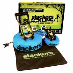 Slackers Slackline Classic inkl. støtteline