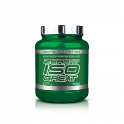 SCITEC Zero Sugar/Fat Isogreat proteiini