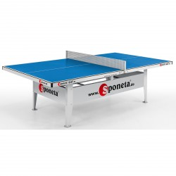 Sponeta Outdoor-bordtennisbord S6-67e blå