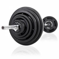 120 kg Barbell Set