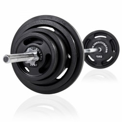 90 kg Barbell Set