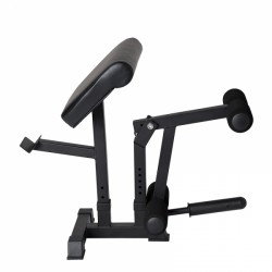 Taurus weight bench B990 curl pult and leg extension
