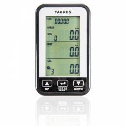 Taurus training computer for indoor cycle