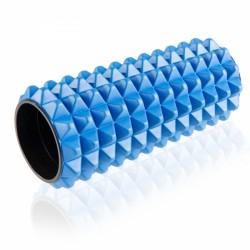 Taurus foam roller / massage roller blue