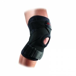 McDavid knee support with cross straps