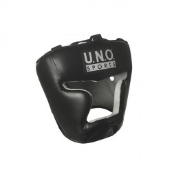 U.N.O. Casco Black Protect