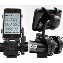 Wahoo bike fixture for iPhone®