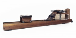 WaterRower rowing machine walnut