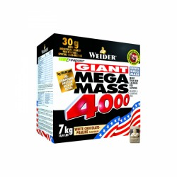Weider Mass Gainer Mega Mass 4000