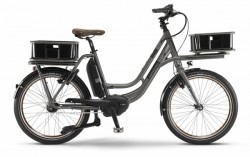 "Winora E-Bike Lastenrad eLoad (Wave, 24"")"