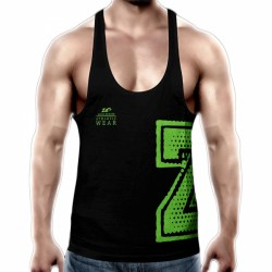 Zec Plus Nutrition Stringer Men Athletic
