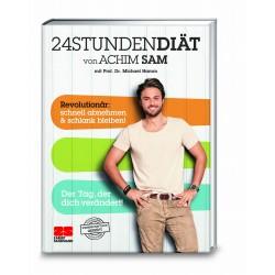Ratgeberbuch 24StundenDiät by Achim Sam