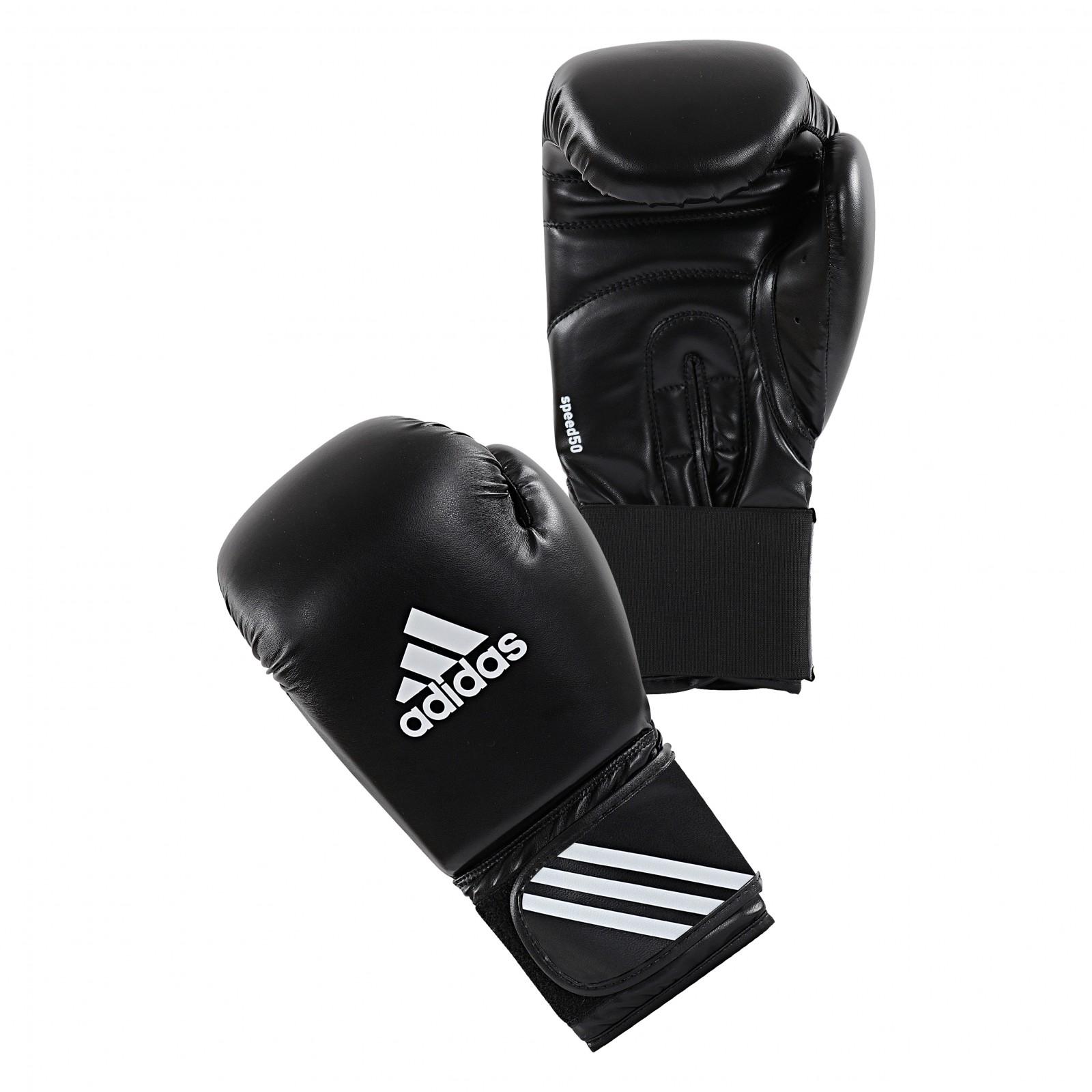 adidas boxhandschuhe speed 50 g nstig kaufen sport tiedje. Black Bedroom Furniture Sets. Home Design Ideas